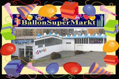 Video: Ballonsupermarkt, der große Fachmarkt für Luftballons und Ballongase